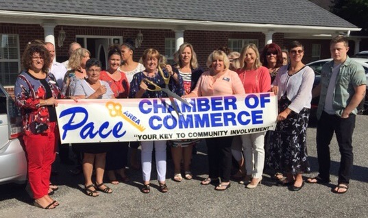 Coldwell Banker Residential Real Estate's Pace OfficeHolds
