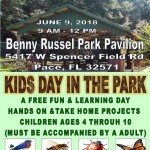 Azalea Garden Club Kids Day